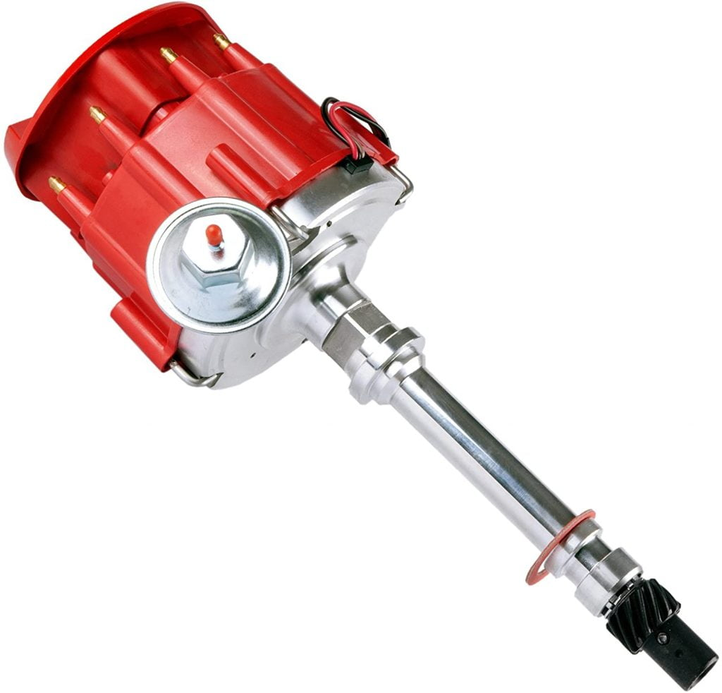 High Performance Professional Racing Hei Distributor Accelerator is the distributor for chevy 350